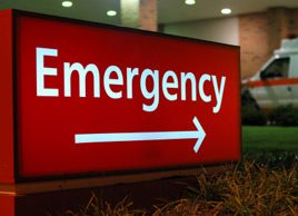 Should you go to the ER?