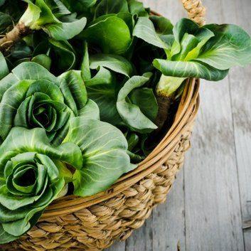 escarole greens leafy