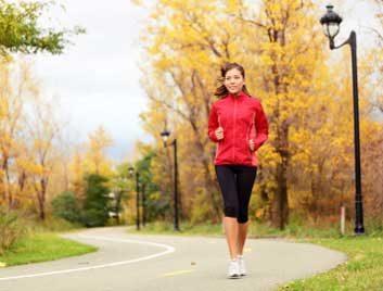 exerciseweightlossrunningfall