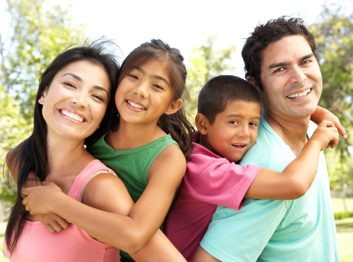 healthy family fitness