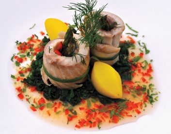 spa fish