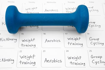 The #1 reason to schedule your workouts