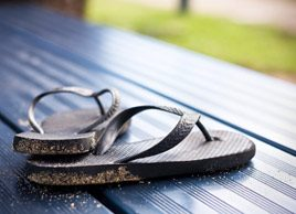 Are flip-flops ruining your feet?