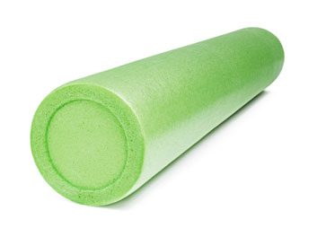 The perfect reason to use a foam roller