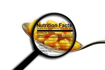 foodlabelnutritioninformation