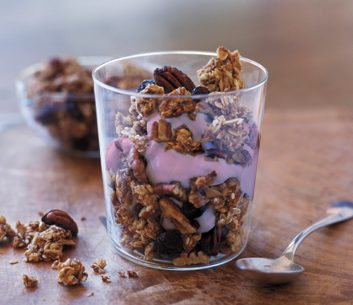 Berry Granola Fool