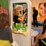 Get great hair with Garnier at the CNE