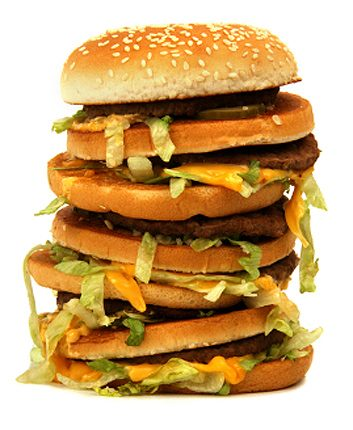 Canada 39 s worst fast food meals page 2 of 9 best health - Fast good cuisine big mac ...