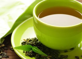 green tea oral health