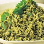 Green Coriander Rice