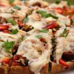 Meatless Monday: Grilled Pizza