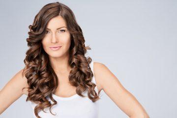 hair texture curly hair