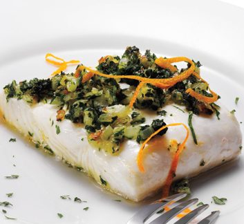 Sunshine Halibut