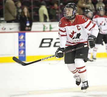 Athlete: Hayley Wickenheiser