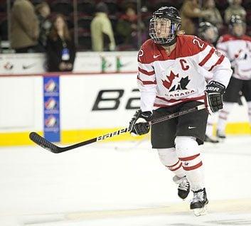 Athlete: Hayley Wickenheiser
