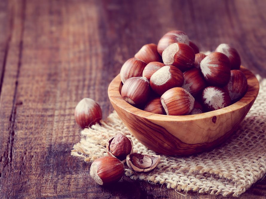 How Humble Hazelnuts Have Benefits To Your Health