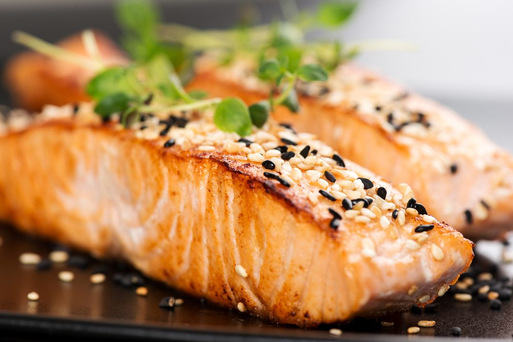 Image result for Salmon: Your healthy secrets