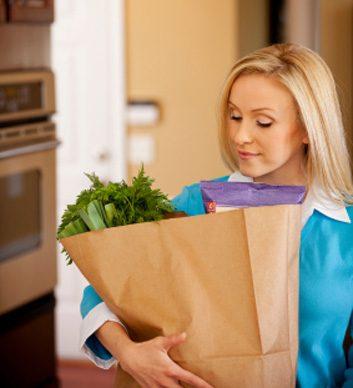 pantry groceries