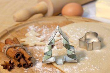 health holiday baking