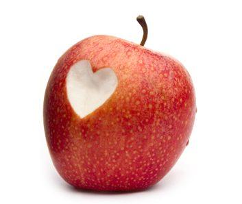 heart health apple