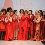 LG Fashion Week shows love for women's heart health