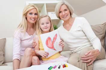 heart healthy family