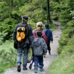 Head for the hills'and trails'with the kids