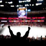 News: Some fans choose hockey over health