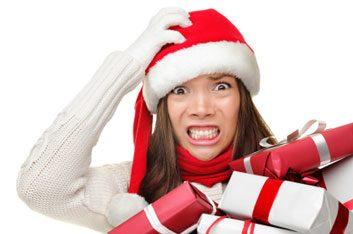 holiday stress