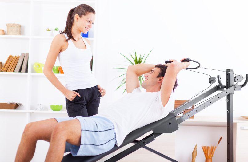 New to canada technogym home gym equipment
