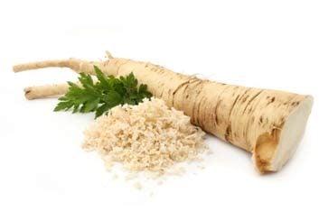 3. Horseradish syrup