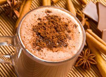 Hot Chili Chocolate