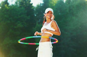 hulahoop fitness