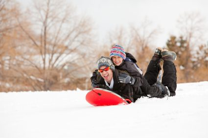 Turn winter fun into winter fitness