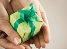 Make giving gifts a pleasure again