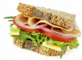 Best Health meal plan lunches