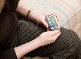 insulin pumps for diabetes