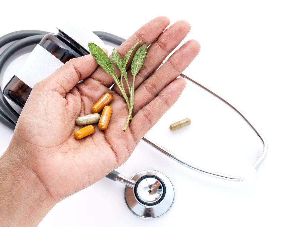 Integrative medecine includes part traditional and alternative medecine.