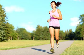 interval training running