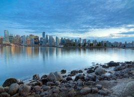 Canada's bluest communities