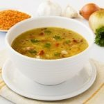 Bouillon Vegetable Soup