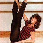 Jane Fonda still feeling the burn in a new workout DVD