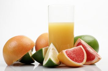 The health benefits of juice