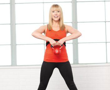 10-Minute Tuneups: Kettlebell workout