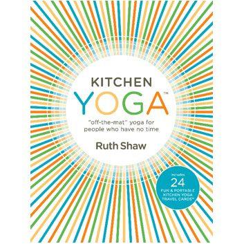 kitchen yoga
