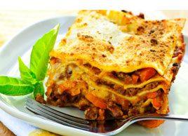 Healthiest-ever Lasagna
