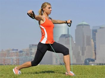 1. Standing Lateral Raise