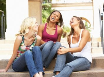 10 ways laughter is good for your health