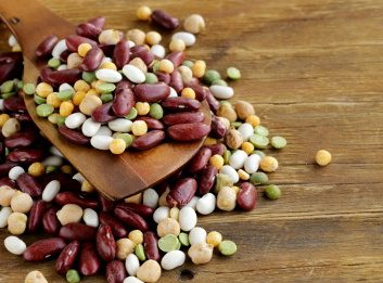 Try recipes that incorporate legumes