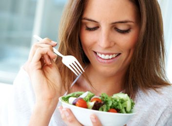 salad healthy eating